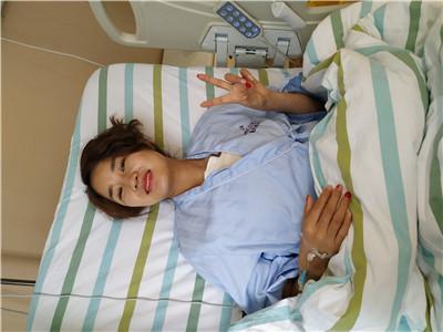 重庆小姐姐假体隆胸术后恢复情况反馈