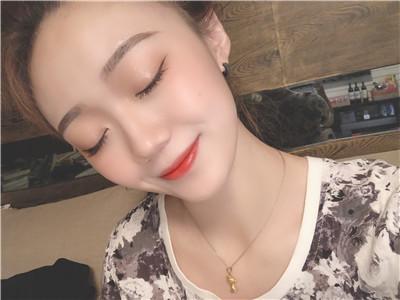 杭州小仙女的面部线雕术后效果分享