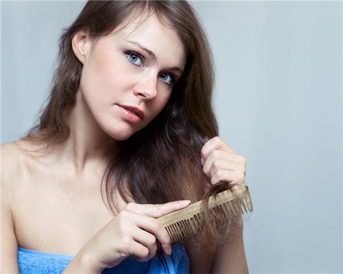 关于产后脱发的两点建议