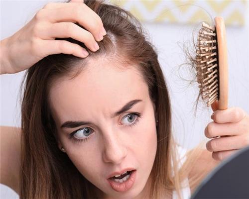 不常见的女性脱发原因