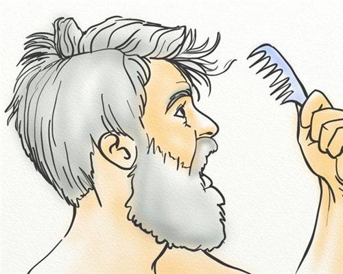 真的有暂时性脱发吗