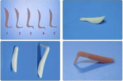 隆鼻假体材料