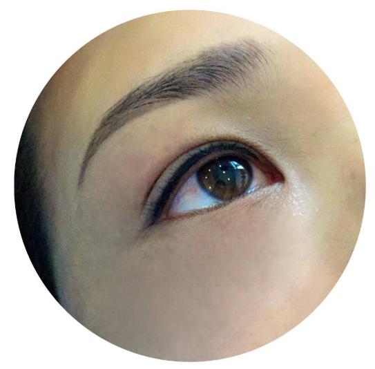 半永久纹美瞳线