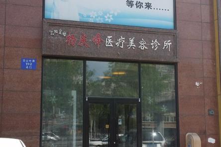 沈阳皇姑杨庆峰医疗美容诊所