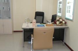 西安碧莲盛植发医院环境