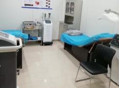 乌鲁木齐碧莲盛植发医院环境