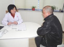 福州台江中医院毛发种植中心环境