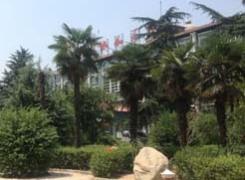 河南协和医院植发中心环境