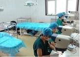 河南省现代医学研究院中医院毛发移植科室环境