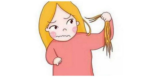 女性也会出现雄激素性脱发?