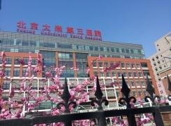 北京大学第三医院毛发移植中心环境