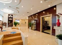 郑州市金水区金水惠美医疗美容门诊部环境