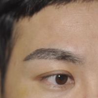 南京连天美眉毛种植,都说我变帅气了