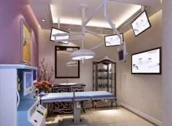兰州时光激光美容医院毛发移植中心环境