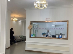 上海馥兰朵植发中心环境
