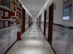 河南高科植发研究院环境