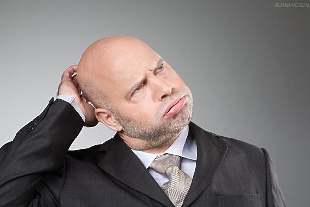 男人脱发的八大原因
