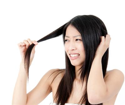 头发掉发严重要怎么调理