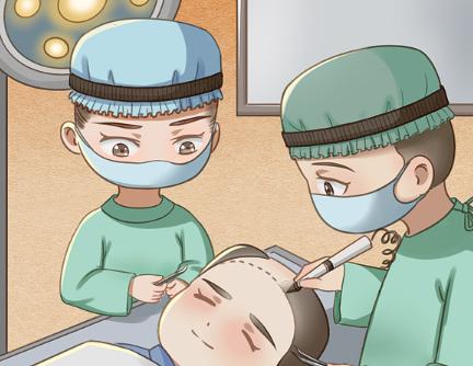 植发的危害和后遗症