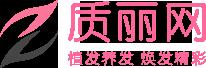 质丽网logo